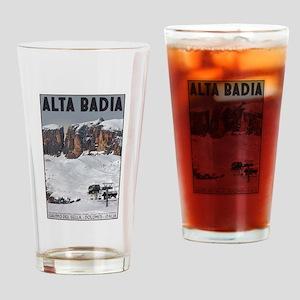 Alta Badia Drinking Glass
