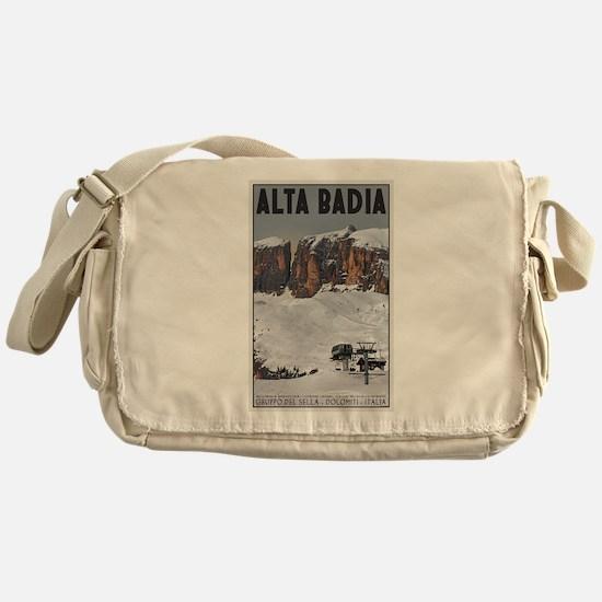 Alta Badia Messenger Bag