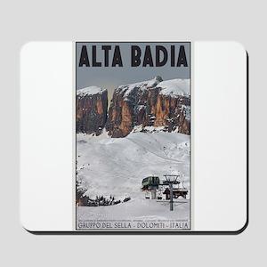 Alta Badia Mousepad