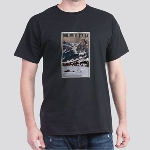Alta Badia Meadows Dark T-Shirt