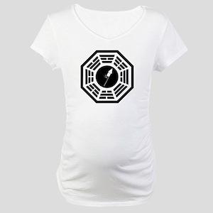 Dharma New Year Maternity T-Shirt