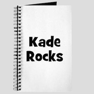 Kade Rocks Journal