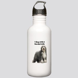 Bearded Collie Stainless Water Bottle 1.0L