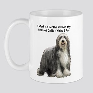 Bearded Collie Mug