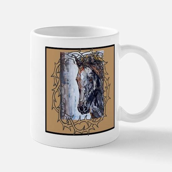 Cute Canadian horse Mug