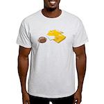 Football Letterman Jacket Light T-Shirt