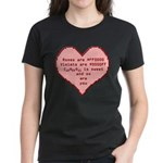 Geek Valentine Women's Dark T-Shirt