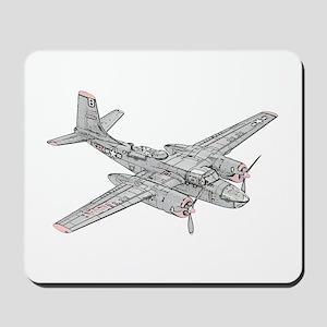 Douglas B-26 Invader Mousepad