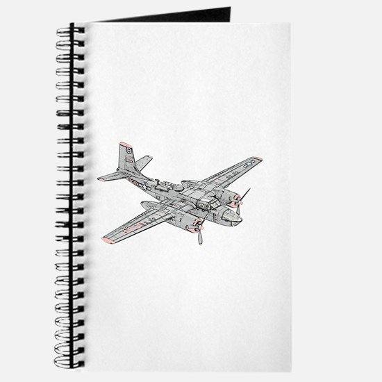 Douglas B-26 Invader Journal