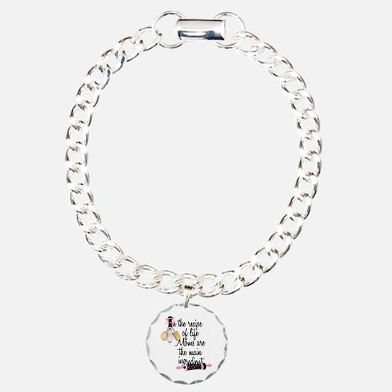 Mom Ingredient Bracelet