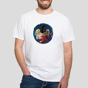 S.A.B White T-shirt (JOE version)