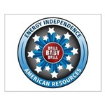 American Energy Independence Small Poster