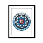 American Energy Independence Framed Panel Print