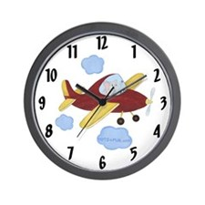 Airplane Clock - Elephant