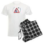 Warning - Kiters present Pajamas