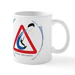 Warning - Kiters present Mugs