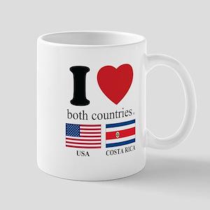 USA-COSTA RICA Mug