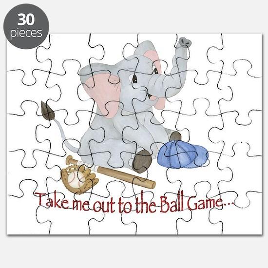 Baseball Elephant Puzzle
