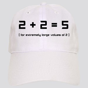 Extremely Large Twos Cap