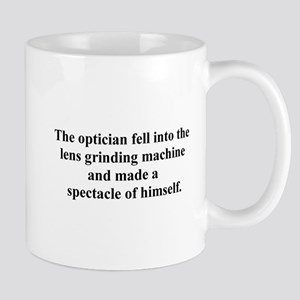 optician fell Mug