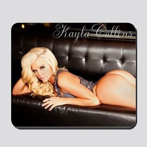 Kayla Collins Mousepad