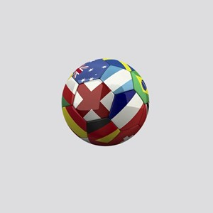 World Cup Fever Mini Button