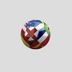 World Cup Fever Mini Button