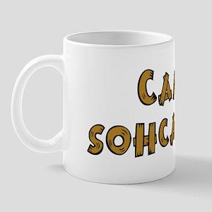 Camp Sohcahtoa Trigonometry Mug