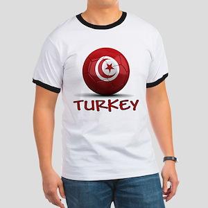Team Turkey Ringer T