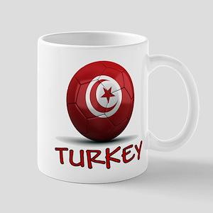 Team Turkey Mug