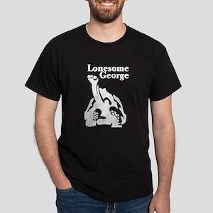 Lonesome George Black T-Shirt
