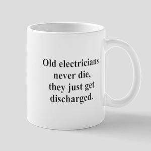 old electricians Mug
