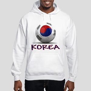Team South Korea Hooded Sweatshirt