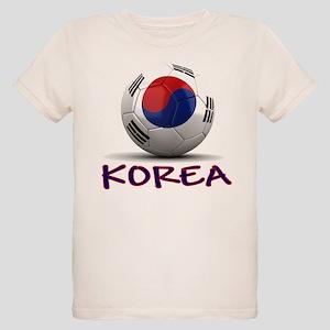 Team South Korea Organic Kids T-Shirt