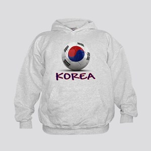 Team South Korea Kids Hoodie
