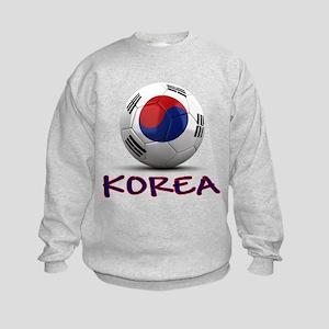 Team South Korea Kids Sweatshirt