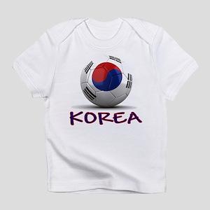 Team South Korea Infant T-Shirt