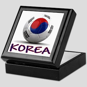 Team South Korea Keepsake Box