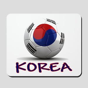Team South Korea Mousepad