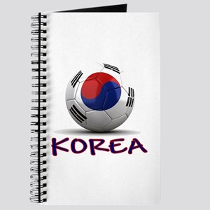 Team South Korea Journal