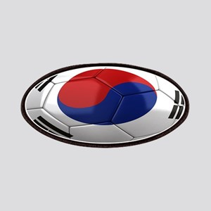 Team South Korea Patches