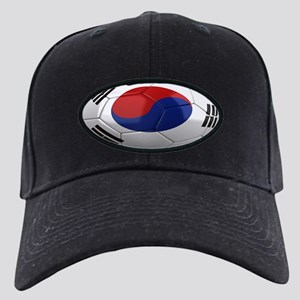 Team South Korea Black Cap
