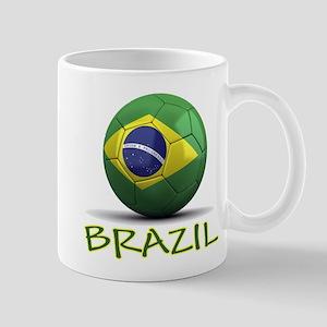 Team Brazil Mug