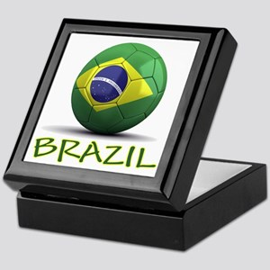Team Brazil Keepsake Box