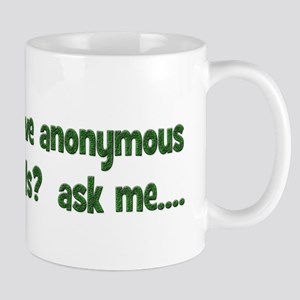 Does a bear have anonymous se Mug
