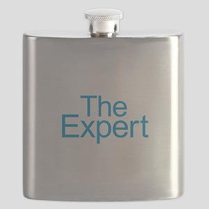 The Expert - Blue Flask