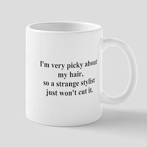 won't cut it Mug