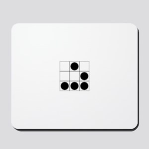 Hacker Mousepad