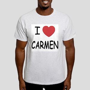 I heart carmen Light T-Shirt
