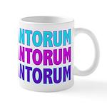 Rick Santorum Purple & Teal Mug